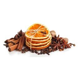 Pomarańcz z przyprawami korzennymi