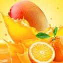 Mango i mandarynka